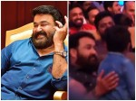 Child Selfie With Mohanlal Viral