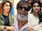 Nayanthara Keerthy Suresh Joins Rajnikanth