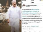 Ys Jagan Mohan Reddy Praises Mammootty Yathra Crew