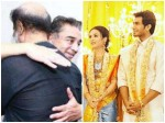 Rajinikanth Meets Kamal Haasan Invites Him Daughter S Wedding