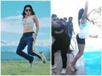Sunny Leone Shares At Rangeela Location