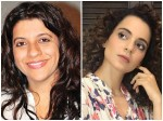 Kangana Ranaut S Statements About Bollywood Not Supporting Zoyaakhtar Reaction