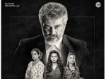 Ajith S Nerkonda Parvai Movie First Look Poster