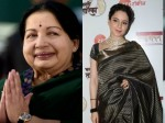 Kangana Ranaut In Jayalalitha S Biopic Movie