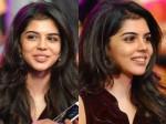 Kalyani Priyadarshan Opposite Str In Maanaadu