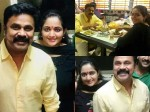 Kavya Madhavan With Dileep See The Latest Pic