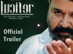 Lucifer Trailer Out Mohanlal Prithviraj Film Looks Promising
