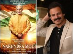 Vivek Oberoi Unveils His Looks Pm Narendra Modi Biopic