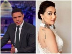 Trevor Noah Slammed Insensitive Comment On Indo Pak Tensions Swara Says War Not Funny