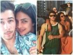 Priyanka Chopra Chills In A Swimsuit With Nick Jonas