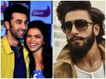 Ranveer Singh Reveals If He Will Be Insecure If Deepika Work With Her Ex