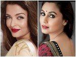 Rani Mukerji Talked About Aishwarya Rai Abhishek Bachchan