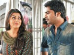 Simbu And Hansika Join Hands For Maha