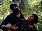 Vijay Sethupathi With Son Surya Location Video Viral