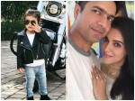 Actress Asin S Daughter Arin Is All Sugar And Spice In These Latest Pic