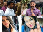 Mohanlal And Other Celebrities In Loksabha Election