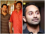 Fahadh Fazil And Fazil Joining Together