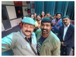 Vijay Sethupathi Is With Jayaram See The Post