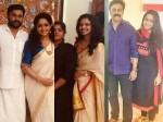 Dileep And Family In Guruvayoor