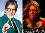 Amitabh Bachchan To Play Transgender In Kanchana Remake