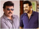 Chiranjeevi To Star In Mammootty S Madura Raja Remake