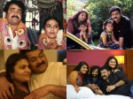 Mohanlal And Suchitra Celebrates 31st Wedding Anniverasary