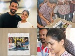 Saniya Iyyappan In Lucifer Success Celebration Pics Viral