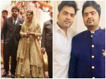 Tamil Star Simbu S Brother Kuralarasan Weds Nabeelah As Per Islam Customs