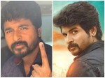 Actor Sivakarthikeyan Vote Controversy