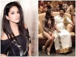 Sunny Leone Share Madhuraraja Item Dance