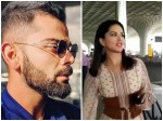 Sunny Leone Latest Video With Virat Kohli