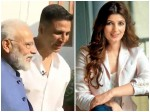 Akshay Kumar Reacts To Pm Narendra Modi S Comment On Twinkle Khanna