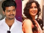 Katrina Kaif Says About Thalapathi Vijay