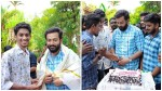 Prithviraj S Fans Celebrate Lucifer Success At Brothers Day Location