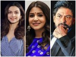 Deepika Anushka And Sharukh Open Depression Incident