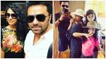 Indrajith Celebrating Vacation With Family