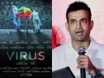 Irfan Pathan S Tweet About Virus Movie