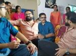 Jayasurya Visits Vignesh See The Upadation