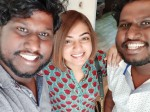 Nazriya Fahadh New Hairstyle Picture Goes Viral