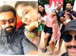 Poornima Indrajith S Vacation Pics Trending In Social Media