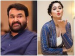Regina Cassandra As Mohanlal S Heroine In Siddique Movie Big Brother