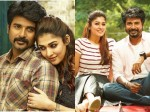 Sivakarthikeyan Not Ready To Act With Nayanthara