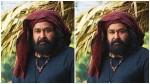 Mohanlal S Marakkar Arabikadalinte Simham New Picture Viral