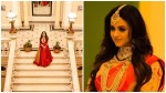 Actress Bhavana S Royal Look Photos Viiral