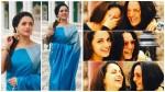 Manju Warrier S Birthday Wishes To Bhavana