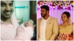 Bibin George Becomes Father He Shares His Daughters First