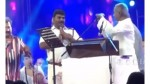 Ilayaraja Gets Enraged With Security Man On Stage