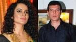 Aditya Pancholi Files Case Against Actress Kangana Ranaut