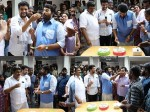 Unda Movie Success Celebraton At Ganagandharvan Location