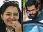 Fans Commentabout Manju Warrier S English Post